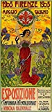 1905 Firenze Florence Wine Exposition Italy Italia Italian Drink Vintage Poster Repro 14