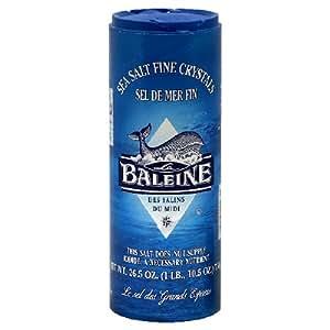 La Baleine, Sea Salt Fine, 26.5 oz
