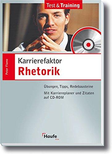 Karrierefaktor Rhetorik (Test&Training)