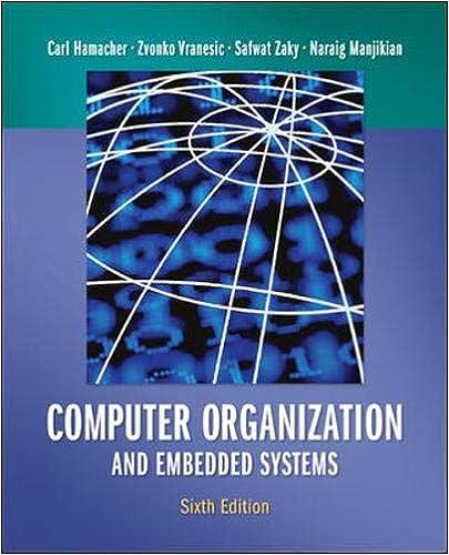 Carl hamacher computer organization 6th edition pdf download.