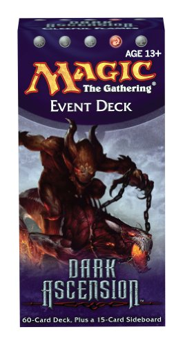 Magic the Gathering Dark Ascension DKA Sealed Event Deck Gleeful Flames