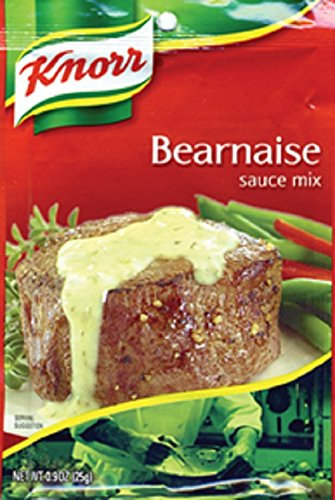 Knorr Béarnaise Sauce Mix, 0.9 Ounce (Pack of 12)
