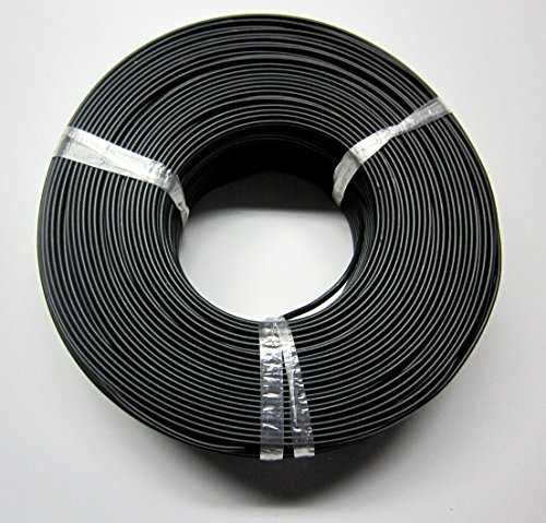 - J-type Thermocouple Wire AWG 24 Stranded Wire w. PVC insulation - 10 yd