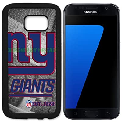 Giants New Yorks Football New Black Samsung Galaxy S7 Edge Case By Mr Case