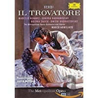 Il Trovatore [Alemania] [DVD]