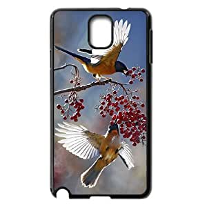 LZHCASE Diy Case Hummingbird For samsung galaxy note 3 N9000 [Pattern-1]