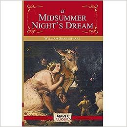Book dream midsummer nights