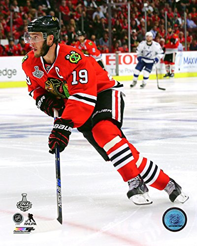 Jonathan Toews and Patrick Kane Chicago Blackhawks 2015 Stanley Cup 8x10-inch Frame 19201217