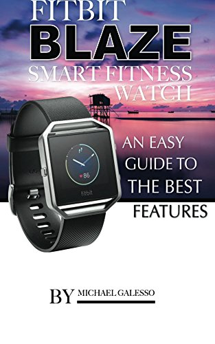 Picture of a Fitbit Blaze Smart Fitness Watch
