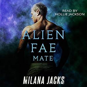 Alien Fae Mate Audiobook