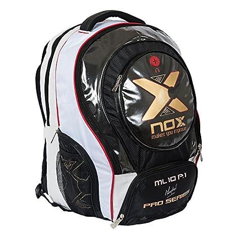 NOX Mochila ML 10 Pro P1: Amazon.es: Deportes y aire libre