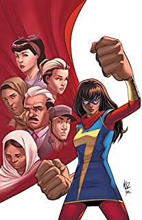 Book Cover: Ms. Marvel Vol. 8