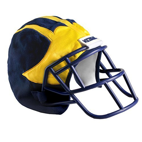 - Michigan Plush Helmet Hat