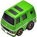 チョロQ zero Z-03b 日産キャラバン(緑)の商品画像