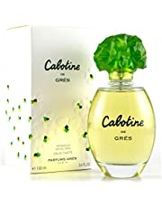 Gres Cabotine Vaporisateur Natural Spray Eau de Toilette,100ml