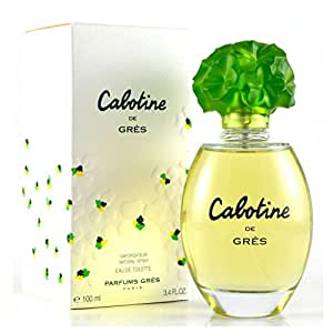 Cabotine by Gres Perfume  - perfume for women -  Eau de Toilette, 100 ml