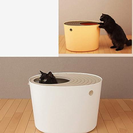 Arenero para Gatos, Entrada De La Bandeja De Basura para ...