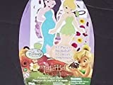 Disney Fairies Fashion Paper Dolls Set of 32 Pieces