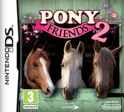 Pony friends 2 скачать торрент