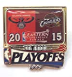 2015 NBA Eastern Conference Finals Pin - Hawks vs. Cavaliers