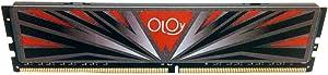 OLOy DDR4 RAM 16GB (1x16GB) 3000 MHz CL16 1.35V 288-Pin Desktop Gaming UDIMM (MD4U163016BBSA)
