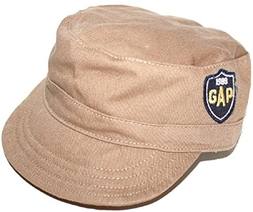 baby-gap-toddler-boys-tan-canvas-military-style-kepi-hat