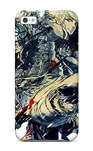 XiFu*MeiSpecial Design Back Koukoku No Shugosha Phone Case Cover For ipod touch 5XiFu*Mei