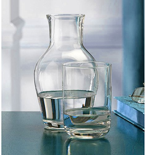glass carafe with tumbler - 2