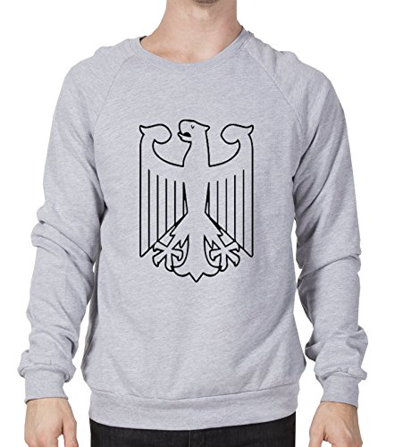 German Eagle Crest Deutschland - Funny Stylish Men Women Unisex Sweatshirt! Great present!
