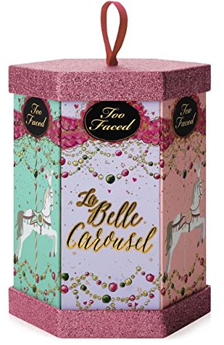Too Faced ~ LA BELLE CAROUSEL Makeup Set ~ NEW by Too Faced