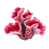 UEETEK Artificial Coral Landscaping Ornament for Fish Tank Aquarium Decoration