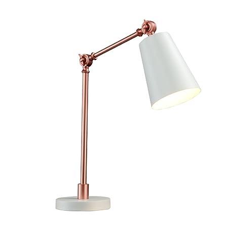Flexo flexo escritorio Mecánicos metal Lampara de mesa ZNAN, 110 ...