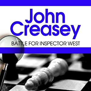 Battle for Inspector West Audiobook