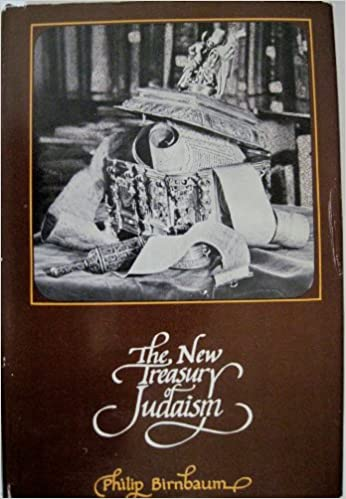 The New Treasury Of Judaism
