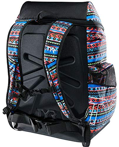 (TYR Alliance 45L Santa Fe Swimming Equipment, Multi, All)
