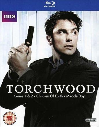 Torchwood: Series 1-4 [Blu-ray] [Region Free]: Amazon co uk