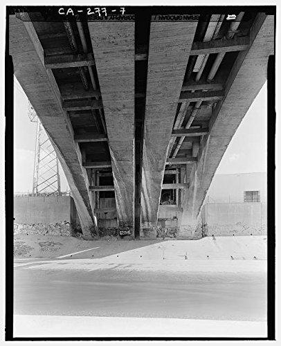 Photo: Macy Street Viaduct,Los Angeles,Los Angeles - Ca Los Macy's Angeles