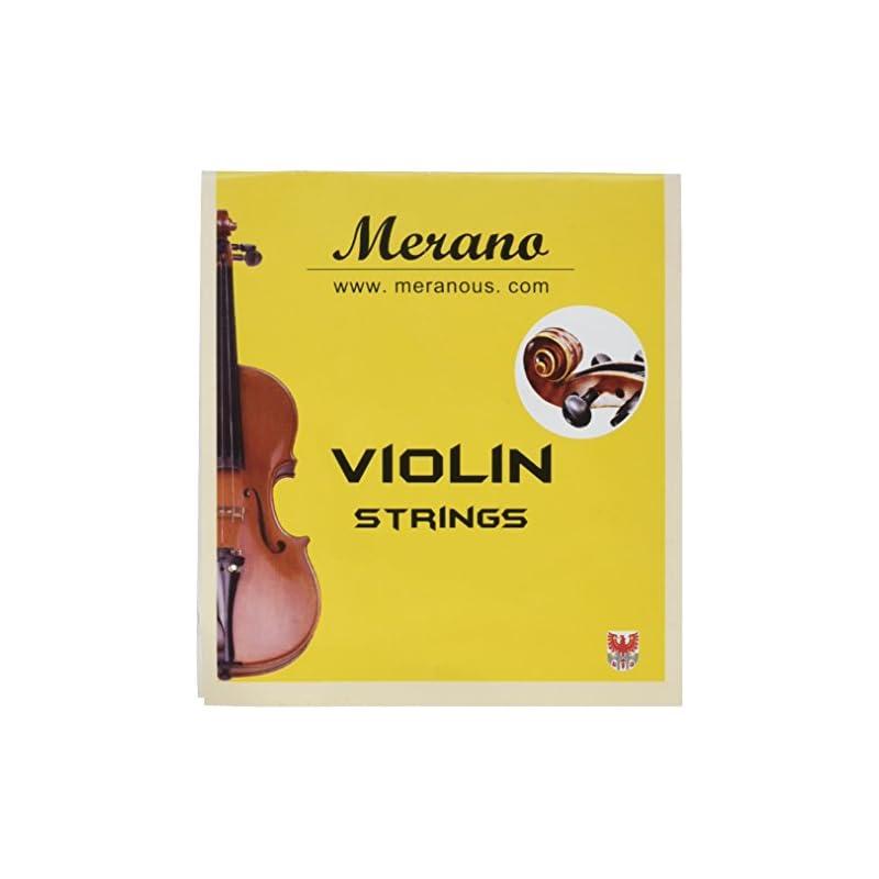 Merano 4/4 - 3/4 Size Violin String Set