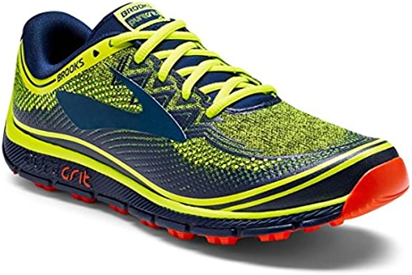 Brooks PureGrit 6, Zapatillas de Trail Running para Hombre: Amazon.es: Zapatos y complementos