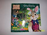 Spring Suprise,peter Cottontail