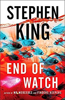 Book Cover: End of Watch