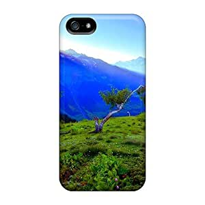 New Fashionable MeSusges PAYOZzV4845tPHEo Cover Case Specially Made For Iphone 5/5s(graceful Morning)