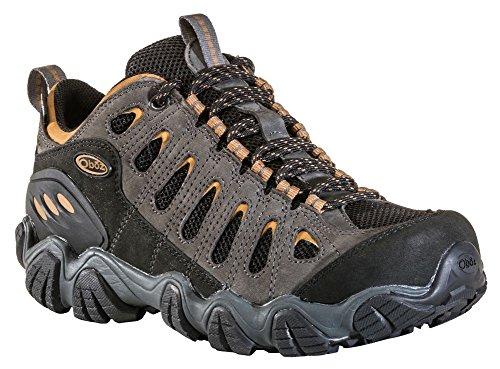 Image of Oboz Men's Sawtooth Low Bdry Hiking Shoe