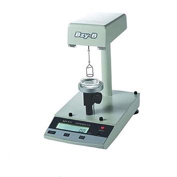MXBAOHENG - Tensiómetro automático de Superficie con Anilla de Platino (Rango de medición 0 - 600 MN/m): Amazon.es: Hogar