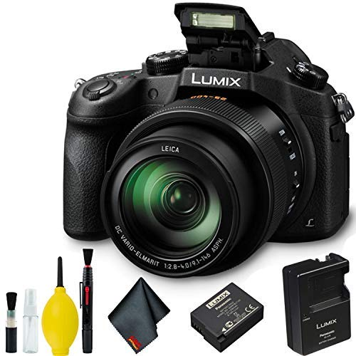 Panasonic Lumix DMC-FZ1000 Digital Camera Basic Kit
