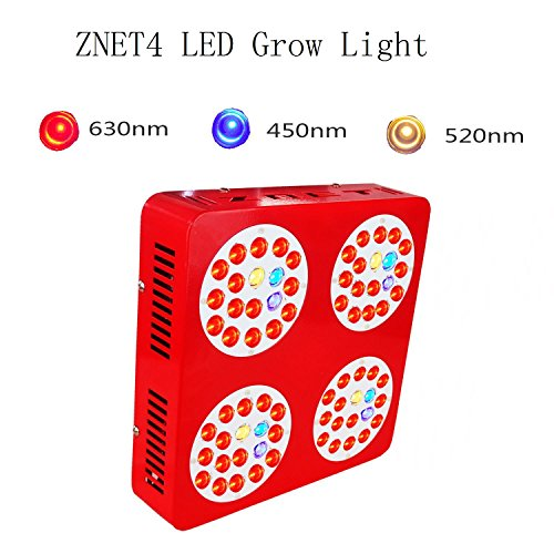 7 Band Led Grow Light in US - 3