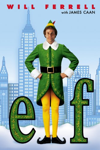 Elf (Good Places To Put Elf On The Shelf)
