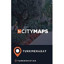 City Maps Turkmenabat Turkmenistan