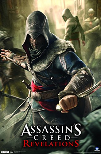 Trends International Assassin's Creed Revelations Dagger Wall Poster 22.375