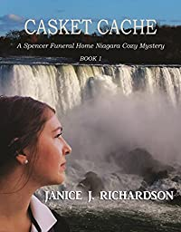Casket Cache by Janice J. Richardson ebook deal
